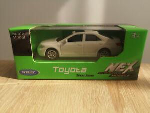 Welly NEX Toyota Camry, White, No. 52289 - 1:64 1/64 1:60 1/60 diecast