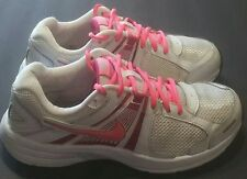 Nike Dart 10 Pink Bright Pink Training Running Walking Shoes Women's 8.5 Euro 40