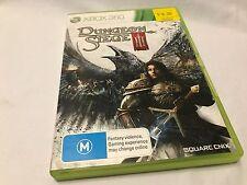Dungeon Siege III 3 xbox 360