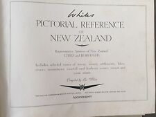 White's Pictorial Reference of New Zealand 1954 Aerial Photography