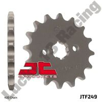 14 tooth front sprocket JT Honda Grom MSX 125 Dax 50 ST50 ANF 110i Wave NSR75