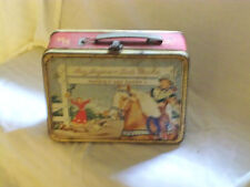 1950's Roy Rogers and Dale Evans Double R Bar Ranch Lunchbox W/Thermos & Cork