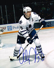 COLBY ARMSTRONG signed TORONTO MAPLE LEAFS 8X10 PHOTO COA