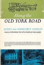 ALONG THE OLD YORK ROAD by CAWLEY - 1965