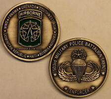 503rd Military Police Battalion Airborne Command Team Army Challenge Coin