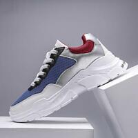 Men's Running Sports Shoes Board Sneakers Athletic Casual Outdoor Breathable New