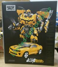 WEIJIANG WEI JANG TRANSFORMERS MOVIE BUMBLEBEE BUMBLE BEE OVERSIZE BATTLE HORNET