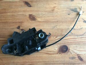 Fiat Croma 05-10 NEW GENUINE right hand front door lock mechanism 71740212 21A