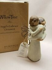 Willow Tree Ornament - Angel's Embrace - Mother holding Baby - #26089 w Box