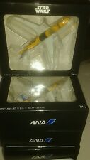 2 Pack, Japan ANA Ltd Ed Airplane Star Wars C-3PO & BB8/R2D2 Boeing 1/500 Scale