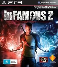 inFamous 2 *BRAND NEW* PS3