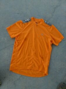 Pearl Izumi SELECT Cycling Jersey, Men's Large, Flourescent Orange, LRG