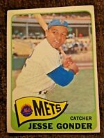1965 Topps Set Break #423 Jesse Gonder EX