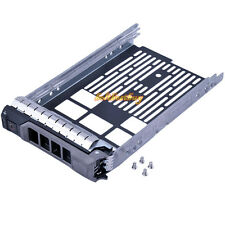 "3.5"" SAS SATA Hard Drive Tray Caddy Sled F238F for Dell PowerEdge R410 R610 R710"