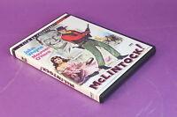 DVD MCLINTOCK !-JOHN WAYNE/MAUREEN O'HARA OTTIMO  [RN-009]