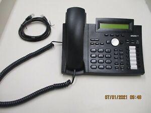Telefon Post BP Hörer Klingel SNOM 320 Volp ohones