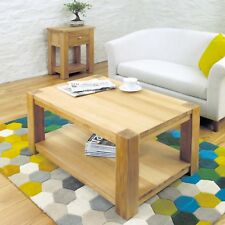 *BRAND NEW* Baumhaus ASTON Oak Medium Coffee Table (CVR08A) SRP £199