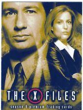 X Files Season 9 Promo Card P-1