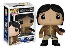 Battlestar Galactica Classic Captain Apollo Funko Vinyl Pop! Figure #228