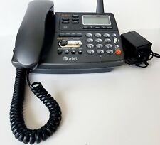 AT&T Corded telephone answering machine landline phone Model E5827