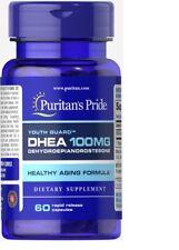 Puritan's Pride DHEA100 mg - 60/120 Kapseln LIBIDO ENERGIE * EXP:2022