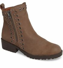 LUCKY BRAND 'Hannie' Grommet stud Embellished Bootie 9.5 M