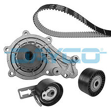 FOR BERLINGO PARTNER FORD FOCUS MK3 1.6 HDI TIMING CAM BELT KIT & WATER PUMP