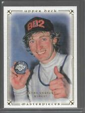 2008-09 Upper Deck Masterpieces Wayne Gretzky #78 Los Angeles Kings