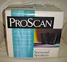 Proscan PSP5560S2S Magnetically Shielded Home Theatre Surround Speaker