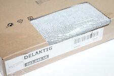 Ikea Delaktig Cover for Sofa Seat Cushion Tallmyra White Black 903.948.18