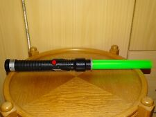 Hasbro Star Wars Electronic Qui-Gon Jinn Lightsaber 1999 lose