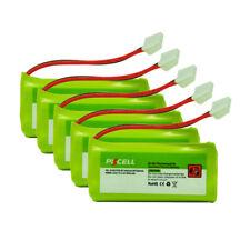 5x Cordless Home Phone Battery For V-Tech BT18433 BT28433 BT-184342 BT-284342