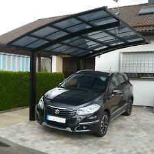 aluminium carport g nstig kaufen ebay. Black Bedroom Furniture Sets. Home Design Ideas
