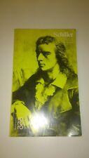 Rowohlt Bildmonographien: Schiller, Friedrich (Allemand) - Friedrich Burschell