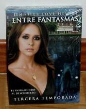 ENTRE FANTASMAS 3ª TEMPORADA COMPLETA PRECINTADO NUEVO 5 DVD (SIN ABRIR) R2