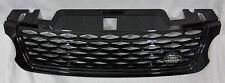 Land Rover OEM Range Rover Sport L494 2014+ SVR Gloss Black Mesh Front Grille