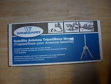 Winegard Satellite Antenna Tripod Base Mount With Plate Model TR2000
