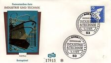 W Germany 1975 Industry & Technology SG 1746 FDC