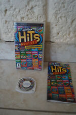 Hits Remixed Activision  - Jeu Sony PSP Playstation - Complet