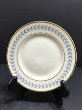 "Syracuse China OPCO Sherwood Pattern  Old Ivory Blue ""BREAD & BUTTER "" (1525)"