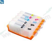 PGI580 581 Refillable Cartridge For PIXMA TR7550 8550 TS705 6150 6250 6350 9550