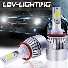 H11 LED Headlight Kit White For Volvo 04-15 VN VNL VNM Truck 200 300 430 630 670