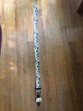 Talla Única Despicable Me 2 Minions Cinturón Nuevo con Etiqueta Nailon 91.4cm