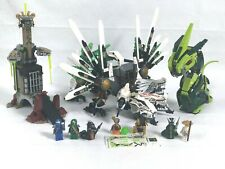 Lego Ninjago 9450 Epic Dragon Battle 100% Complete No Instructions or Box