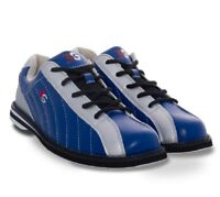 Mens 900 Global 3G KICKS Bowling Shoes Color Navy/Silver Sizes 5 - 14