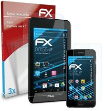atFoliX 3x Displayschutzfolie für Asus PadFone mini 4.3 Schutzfolie klar Folie