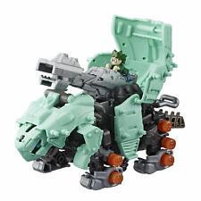 Zoids Mega Battlers Tanks - Turtle-Type Buildable Beast Figure, Motorized