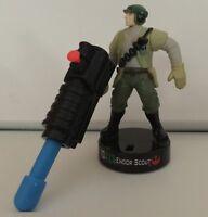 Star Wars Attacktix Battle Figure Endor Scout VHTF