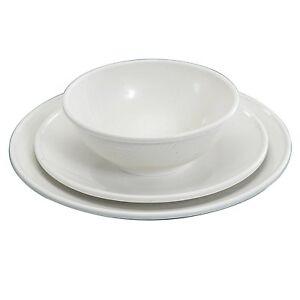 Nordic Ware Microwave 3 Piece Dinnerware Set (60019)