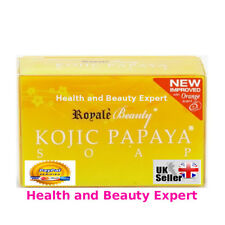 KOJIC PAPAYA SOAP NEW IMPROVED ROYALE WITH ORANGE SCENT * TOP SELLING ITEM *